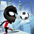 火柴人魔术足球游戏