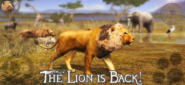 Ultimate Lion Simulator 2游��h化版�D2: