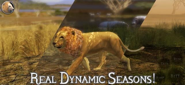 Ultimate Lion Simulator 2游��h化版�D片2