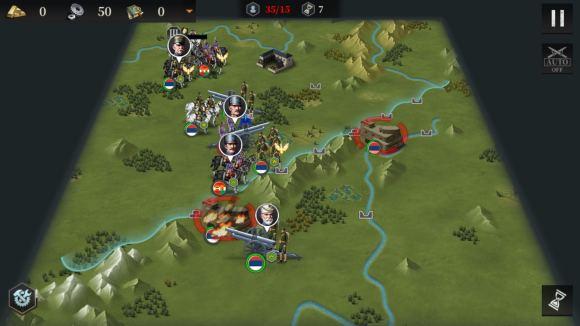 欧陆战争61914塞尔之战攻略 7-4精三星通关打法详解[多图]