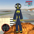 火柴人绳索英雄毒液游戏安卓最新版 v1.0