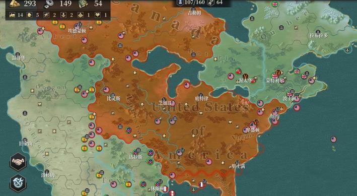 欧陆战争61914三大征服攻略 征服势力开局怎么选?[多图]