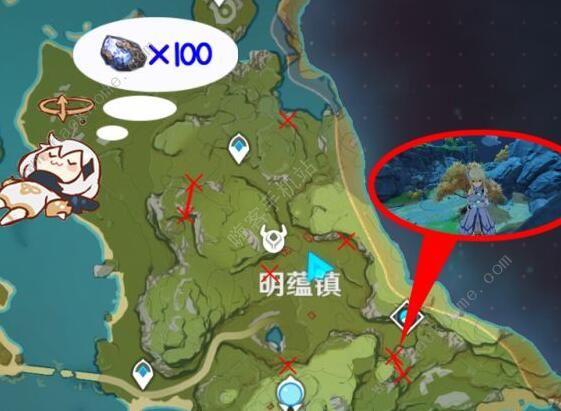 原神寻找祖训任务怎么做 寻找祖训任务位置详解[多图]图片2