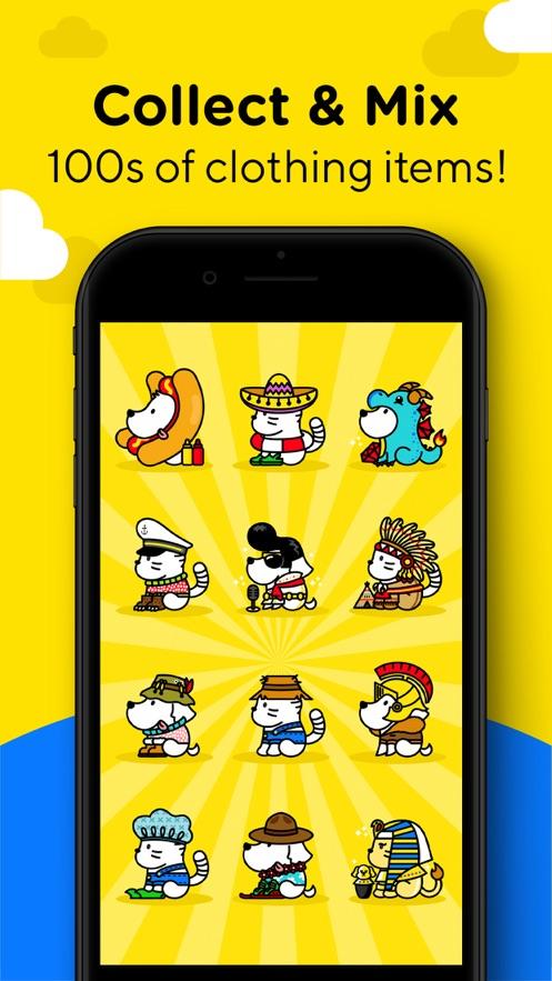 Cats & Dogs Weather下载官方app图片1