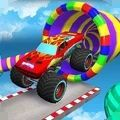 怪兽车特技挑战塞游戏安卓版 v1.0