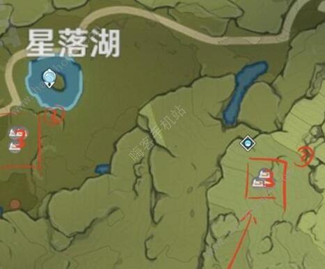 原神蒲公英籽位置在哪 蒲公英籽位置及刷新时间[多图]图片3