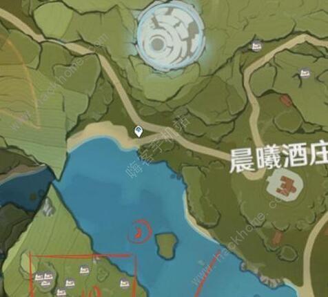 原神蒲公英籽位置在哪 蒲公英籽位置及刷新时间[多图]图片2