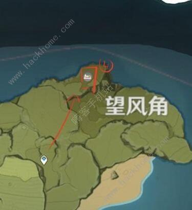 原神蒲公英籽位置在哪 蒲公英籽位置及刷新时间[多图]图片8