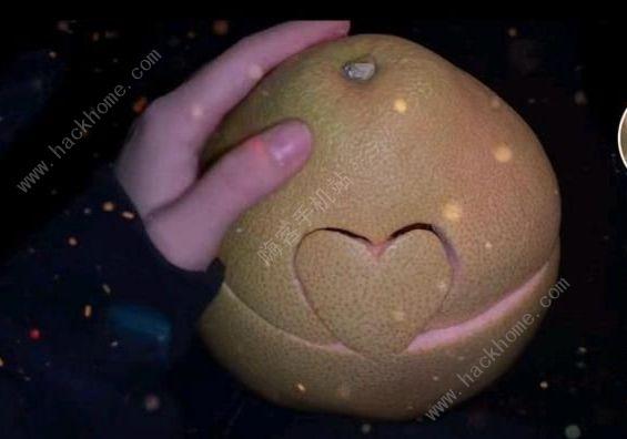 秋天的第一个柚子是什么梗 抖音秋天的第一个柚子图片文案教程[多图]图片1