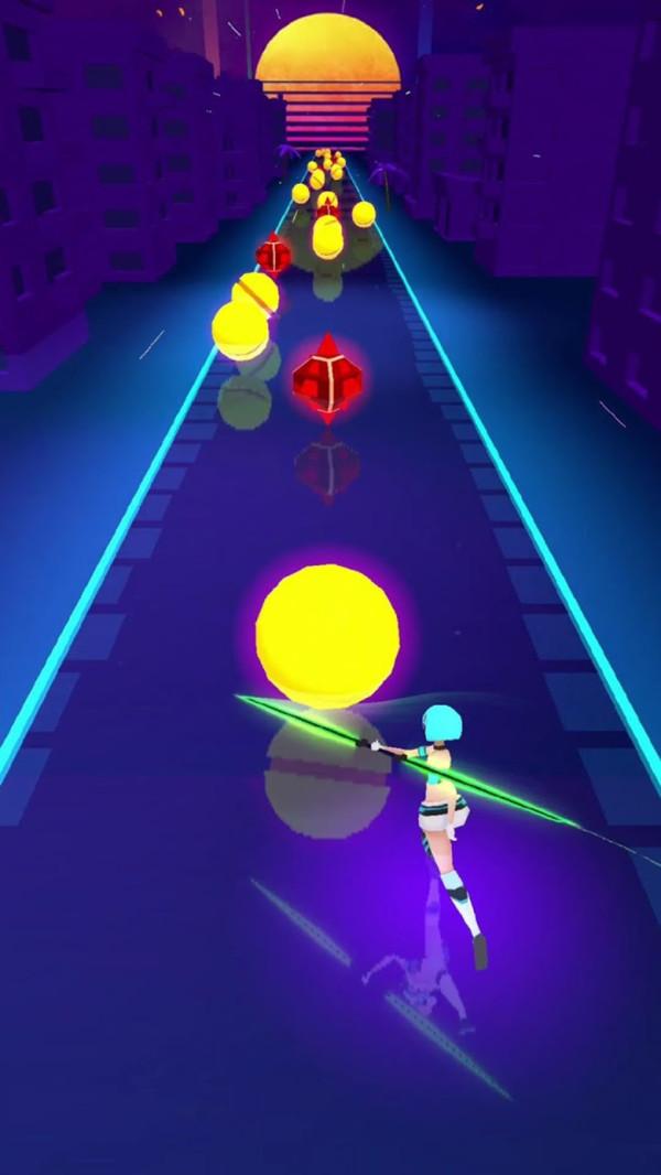 赛博朋克光剑官方安卓版游戏图3:
