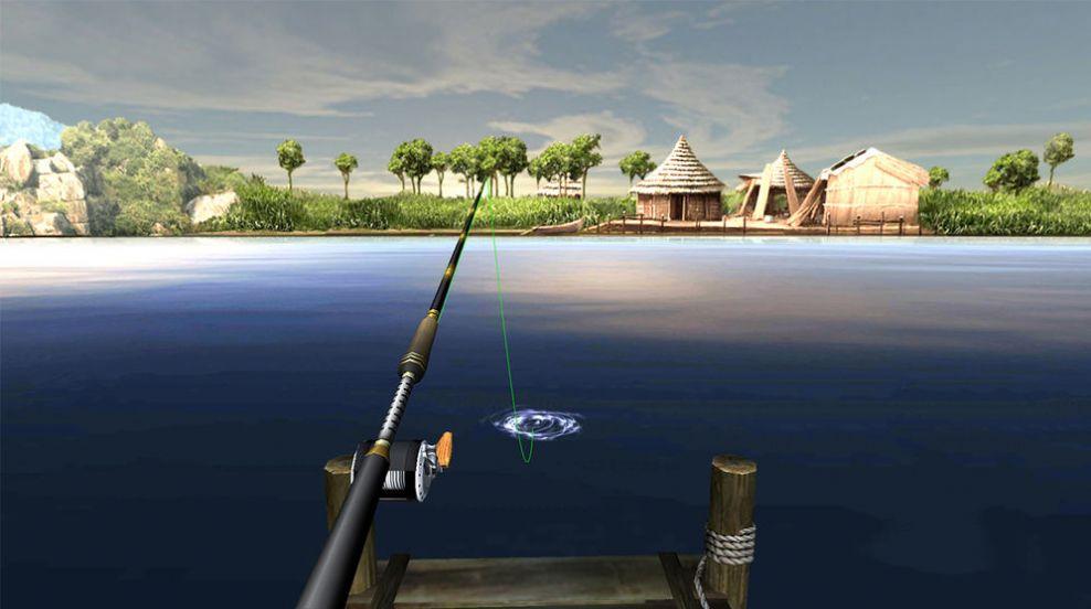 深海钓鱼模拟游戏最新安卓版下载图1: