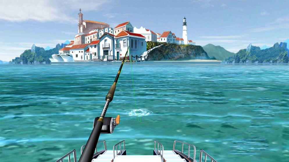 深海钓鱼模拟游戏最新安卓版下载图2: