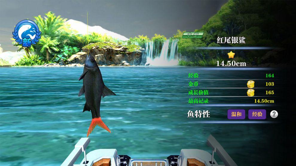 深海钓鱼模拟游戏最新安卓版下载图3: