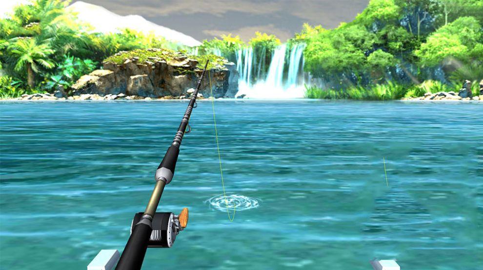 深海钓鱼模拟游戏最新安卓版下载图片1