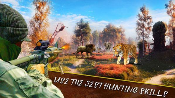 狩猎动物之王游戏安卓版图片1