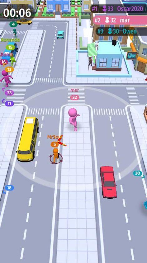 火柴人城市移动乱斗游戏最新安卓版下载图2: