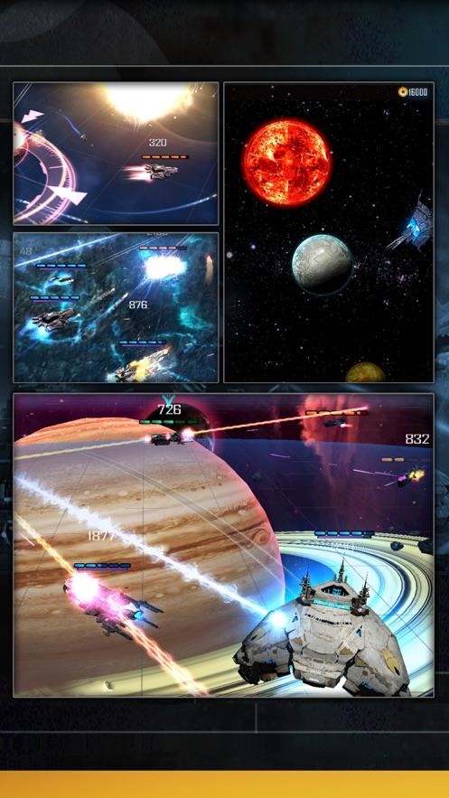 galaxy reavers刷钱存档破解版图片1