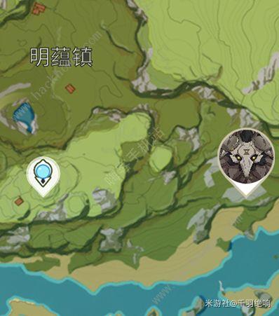 原神丘丘岩盔王位置在哪 丘丘岩盔王多久刷新一次[多图]图片1