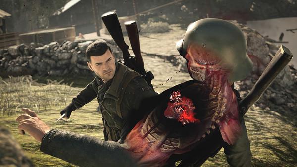 狙击之神4手机版游戏下载(Sniper Elite 4)图2: