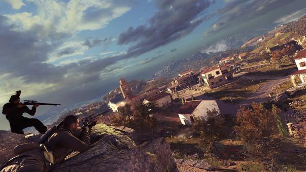 狙击之神4手机版游戏下载(Sniper Elite 4)图1:
