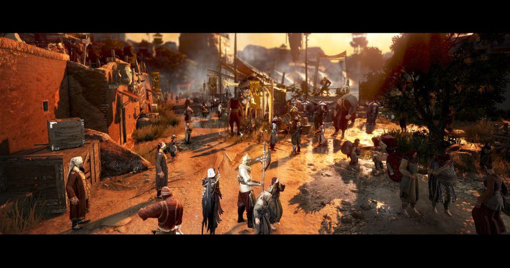 黑色沙漠PRESTIGE EDITION官方中文版游戏图片2