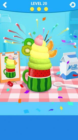 奇妙冰淇淋游戏安卓最新版图片1