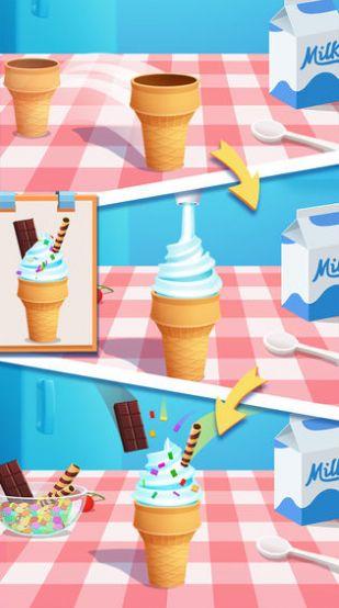 奇妙冰淇淋游戏安卓最新版图片2