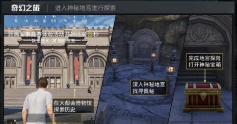 和平精英奇幻之旅模式下载app认证自助领38彩金进入 奇幻之旅模式进入方法[多图]
