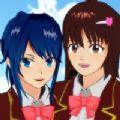 SAKURA School Stickers app软件下载 v1.0