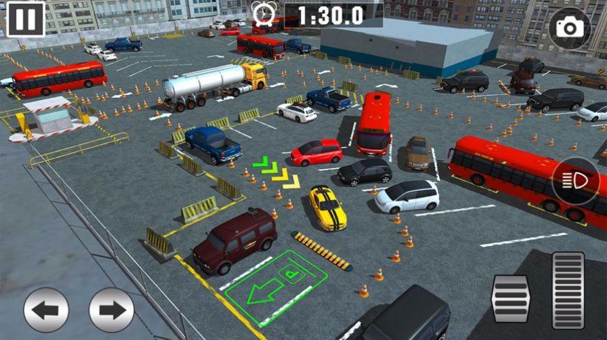 3D汽车停车处游戏IOS官方下载图片1