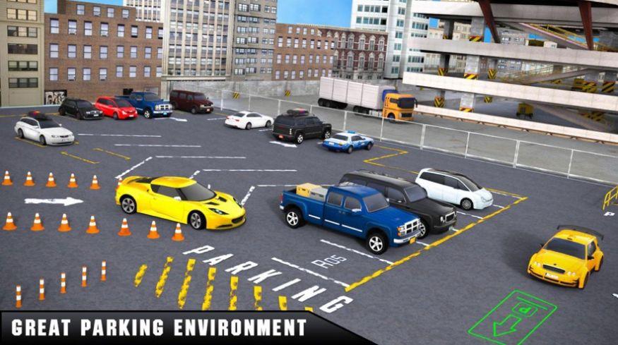 3D汽车停车处游戏IOS官方下载图3: