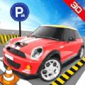3D汽车停车处游戏
