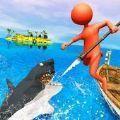 野生鲨鱼猎人游戏最新版 v1.1