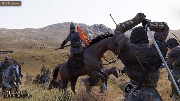 骑马与砍杀2权力的游戏MOD免费完整版图1: