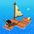 抖音木筏世界迷你版小游戏安卓版 v1.0