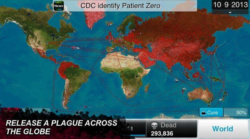 感染公司模拟器小游戏中文破解版图1: