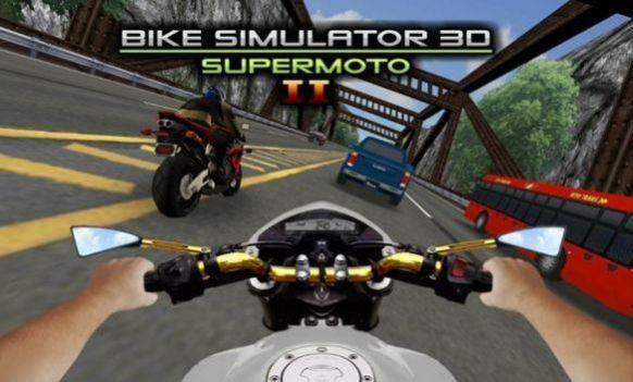 川崎h2摩托车游戏无限金币中文破解版图片1