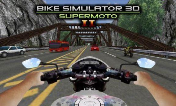 川崎h2摩托车自由驾驶游戏中文安卓版图2: