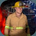 警情消防医护模拟器中文游戏手机版(Flashing Lights) v1.0