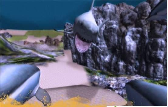Dolphin Trainer VR游戏最新版图2: