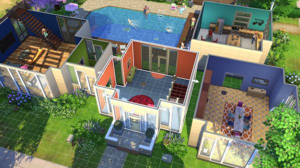 模拟人生4乡间生活扩展包DLC最新版图2: