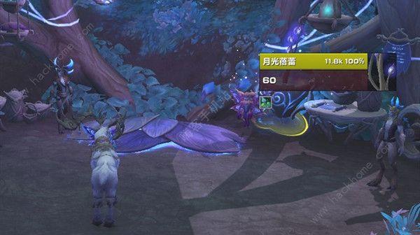 魔兽世界月光蓓蕾怎么点亮 月光蓓蕾位置大全[视频][多图]图片1