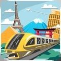 闲置地铁3D官方安卓版 v1.6
