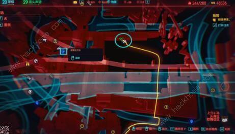 赛博朋克2077传说武器插件在哪 传说武器插件位置详解[视频][多图]图片4