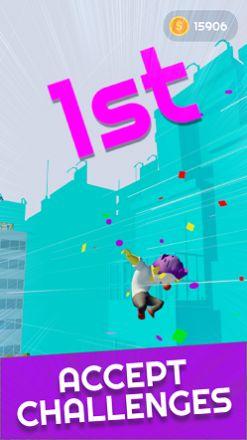 跑酷冲刺3D游戏单机版图片1