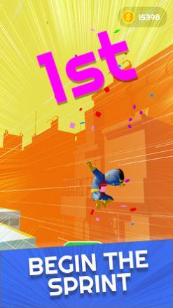 跑酷冲刺3D游戏单机版图2: