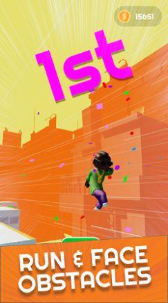 跑酷冲刺3D游戏单机版图3: