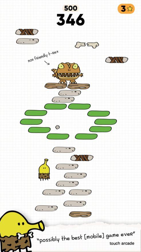 Doodle Jump 2安卓官方中文下載圖2: