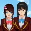 樱花校园模拟器最新版有妖精服装中文版 v1.038.00