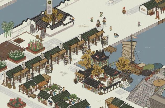 江南百景图新版商栈店铺加成表 所有商铺加成资源一览[视频][多图]图片1